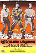 The Devil´s Disciple 1960 poster Burt Lancaster