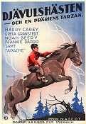 The Devil Horse 1932 poster Harry Carey Otto Brower