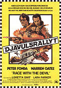 Race with the Devil 1975 poster Peter Fonda Jack Starrett