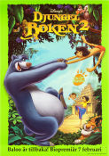 Djungelboken 2 2003 Movie poster Baloo