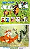 The Jungle Book 1967 lobby card set