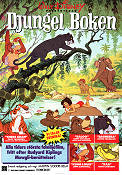 The Jungle Book 1968 poster Baloo