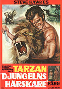 Tarzan in the Golden Grotto 1969 poster Steve Hawkes Manuel Cano
