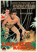 King of the Jungle 1932 poster Buster Crabbe H Bruce Humberstone