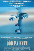 Dead Again 1991 poster Kenneth Branagh