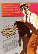 Dead Men Don't Wear Plaid 1981 Movie poster Steve Martin Carl Reiner