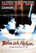 Death and the Maiden 1994 poster Sigourney Weaver Roman Polanski