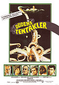 Tentacles 1977 poster John Huston Ovidio G Assonitis