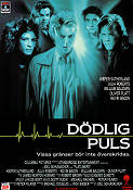 Flatliners 1990 Movie poster Julia Roberts