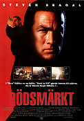 Marked For Death 1990 poster Steven Seagal Dwight H Little