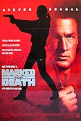 Marked For Death 1990 poster Steven Seagal