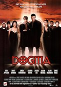 Dogma 1999 Movie poster Matt Damon