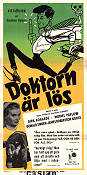 Doctor at Large 1957 poster Dirk Bogarde