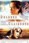 Dolores Claiborne 1995 poster Jennifer Jason Leigh