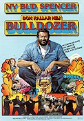 Lo chiamavano Bulldoze 1978 Movie poster Bud Spencer Michele Lupo