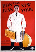 Don Juan från New York 1929 poster Reginald Denny William James Craft