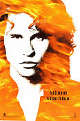 The Doors 1991 Movie poster Val Kilmer Oliver Stone