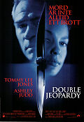 Double Jeopardy 1999 poster Tommy Lee Jones