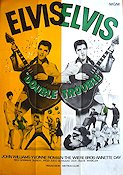 Double Trouble 1967 poster Elvis Presley