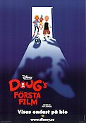 Dougs f�rsta film 1998 Movie poster