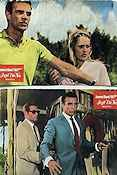 Dr No 1970 lobby card set Sean Connery Terence Young