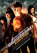 Dragonball Evolution 2009 poster Justin Chatwin