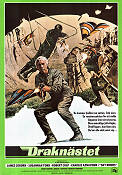 Sky Riders 1976 Movie poster James Coburn