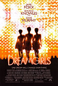 Dreamgirls 2006 Movie poster Jamie Foxx