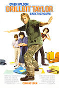 Drillbit Taylor 2008 Movie poster Owen Wilson