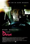 Drive 2011 Movie poster Ryan Gosling Nicolas Winding Refn