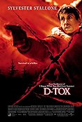 D-Tox 2001 poster Sylvester Stallone