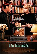 You´ve Got Mail 1998 poster Tom Hanks Nora Ephron