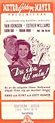 Easy to Wed 1946 Movie poster Esther Williams