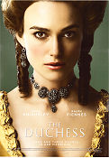 The Duchess 2008 Movie poster Keira Knightley