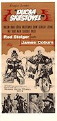 Giu la testa 1972 Movie poster Rod Steiger Sergio Leone