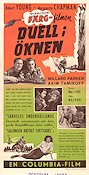 Relentless 1948 Movie poster Robert Young