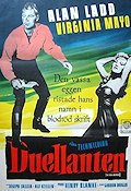 The Iron Mistress 1953 poster Alan Ladd