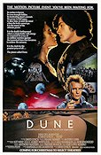 Dune 1984 poster Sting David Lynch