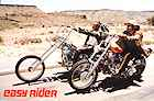 Easy Rider 1969 Movie poster Peter Fonda
