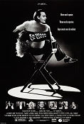 Ed Wood 1994 poster Johnny Depp Tim Burton