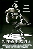 Ed Wood 1995 movie poster Johnny Depp Tim Burton