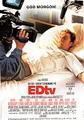 EdTV 1999 Movie poster Jenna Elfman