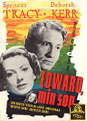 Edward My Son 1949 Movie poster Spencer Tracy George Cukor