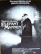 The Elephant Man 1981 Movie poster John Hurt David Lynch