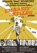 Embassy Killer 1974 poster Richard Roundtree