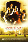 The Emperor´s Club 2002 poster Kevin Kline