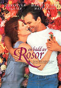 Bed of Roses 1996 poster Christian Slater Michael Goldenberg