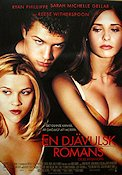 Cruel Intentions 1999 poster Ryan Phillippe