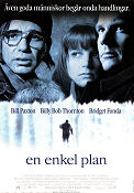 A Simple Plan 1999 poster Bill Paxton Sam Raimi