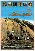 A Passage to India 1984 poster Judy Davis David Lean